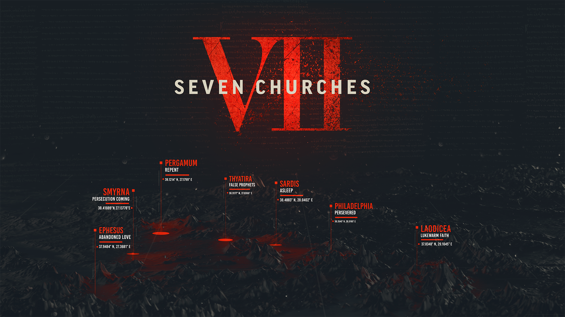 VII: Seven Churches